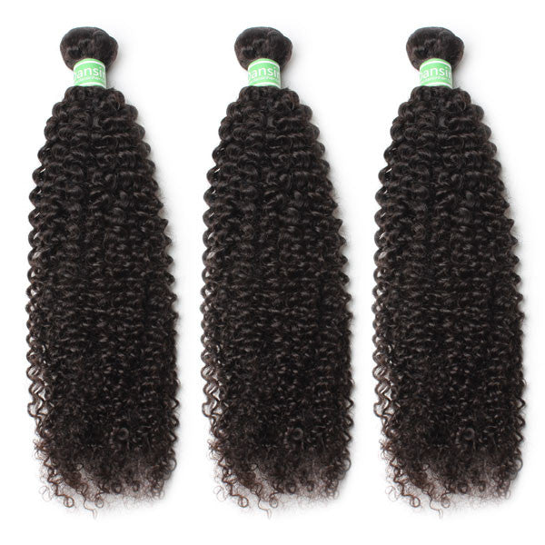Brazilian Kinky Curly Hair 3 Bundles