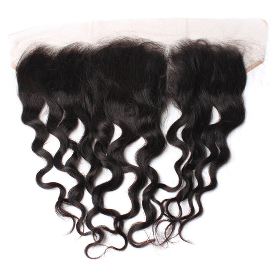 Luxury 10A Natural Wave Lace Frontal