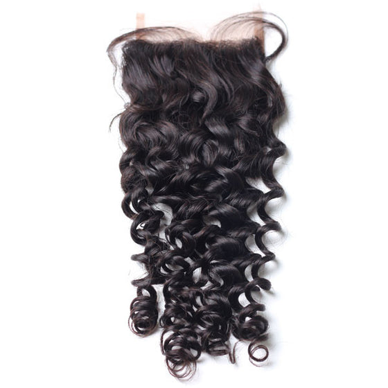 Luxury 10A Curly Lace Closure