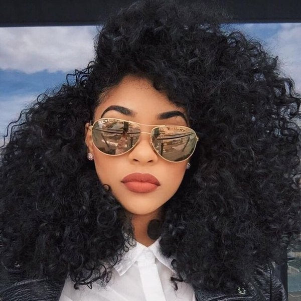 Malaysian Curly Hair 3 Bundles buyer show