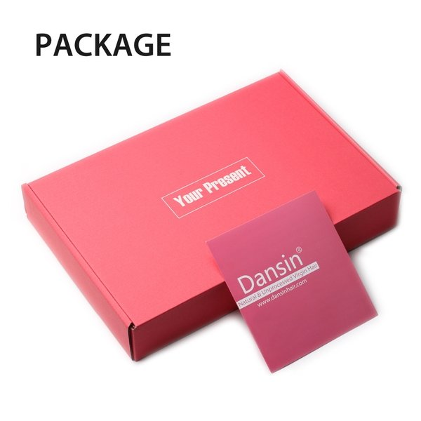 dansin hair package