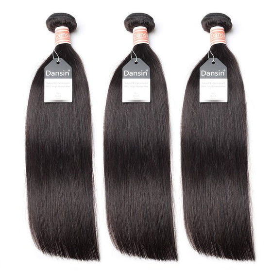 malaysian straight hair 3 bundles