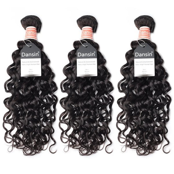 malaysian natural wave hair 3 bundles