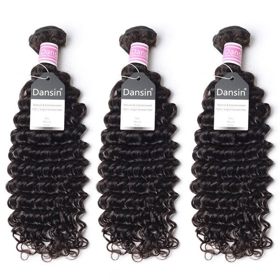 peruvian deep wave hair 3 bundles