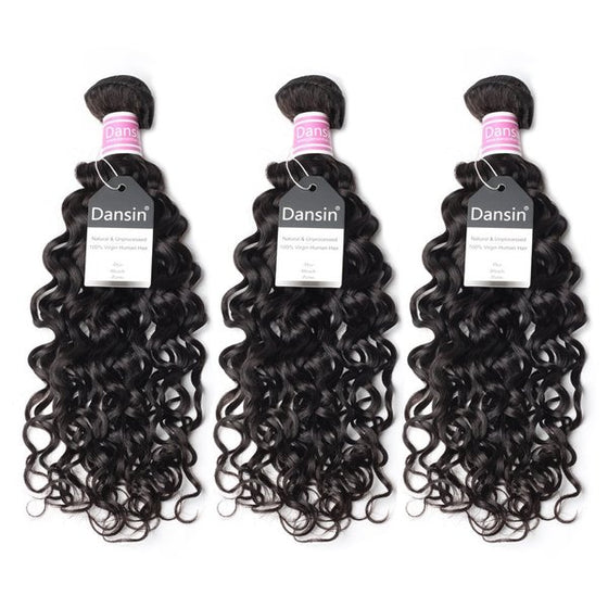 Luxury 10A Peruvian Natural Wave Hair 3 Bundles