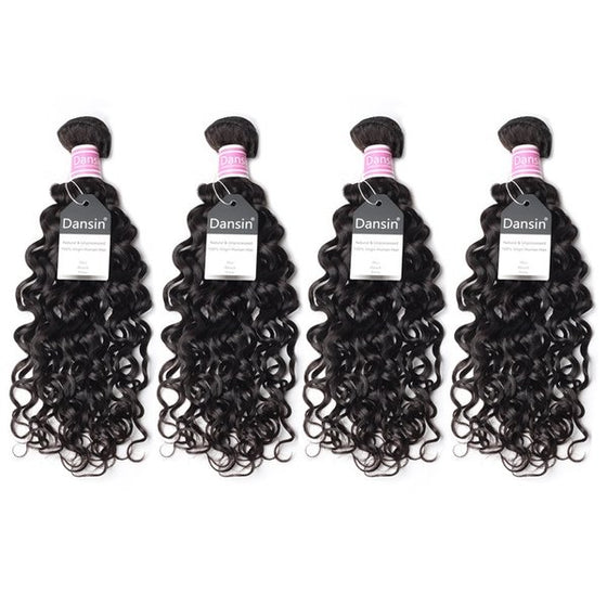 Luxury 10A Peruvian Natural Wave Hair 4 Bundles