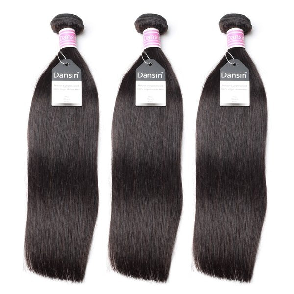 Luxury 10A Peruvian Straight Hair 3 Bundles