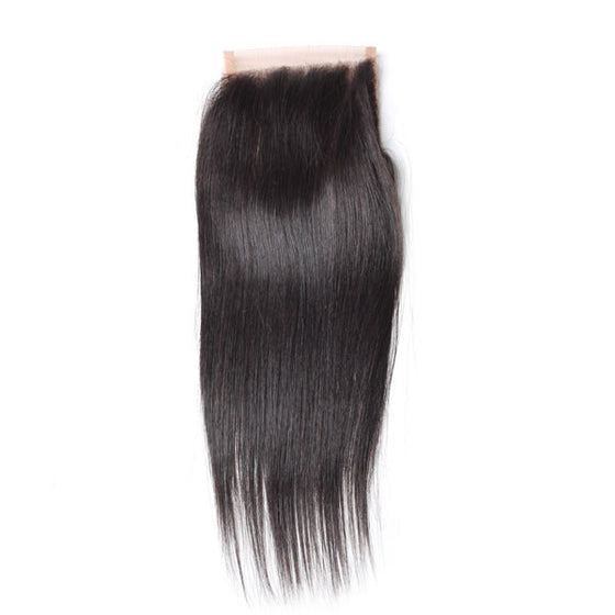 Luxury 10A Straight Lace Closure