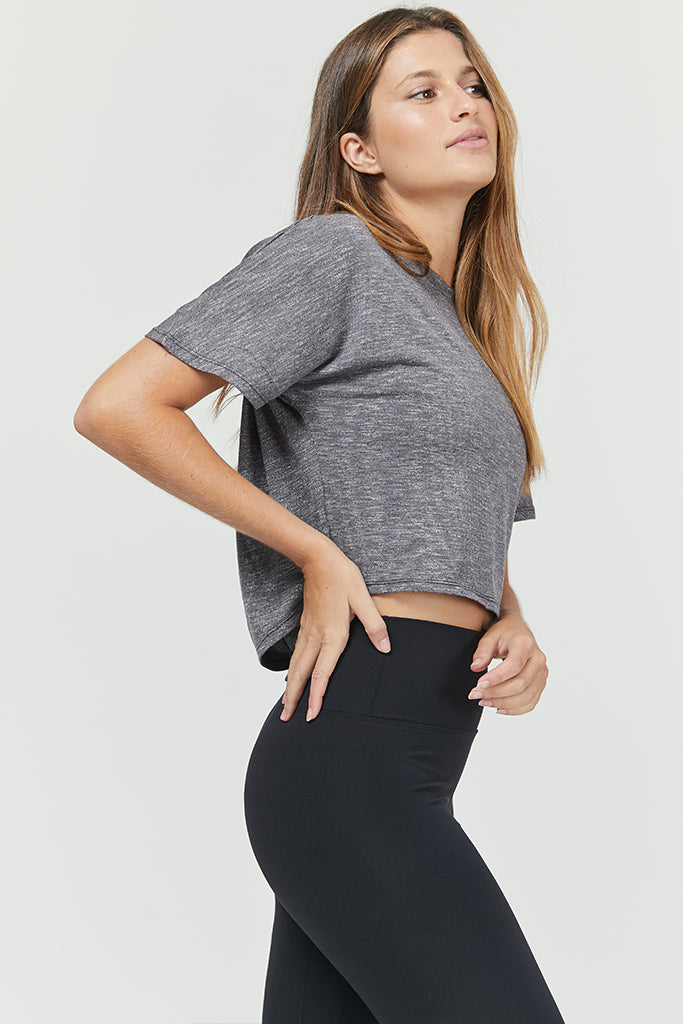 Active Shirt in Gray