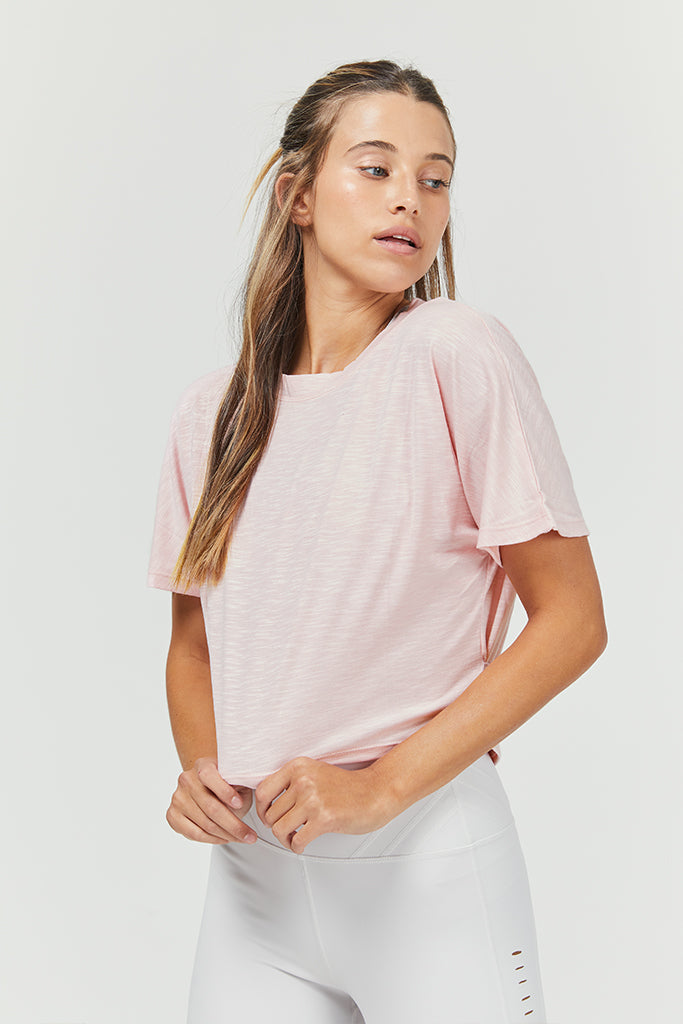 Active Shirt in Pink