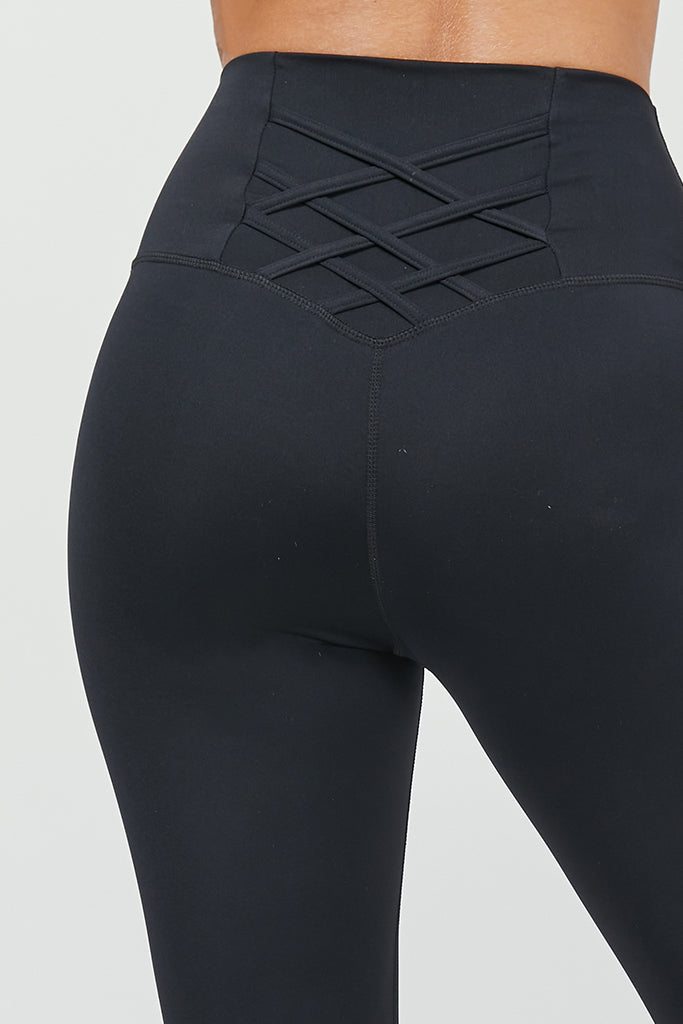 Active arc back XX in Black