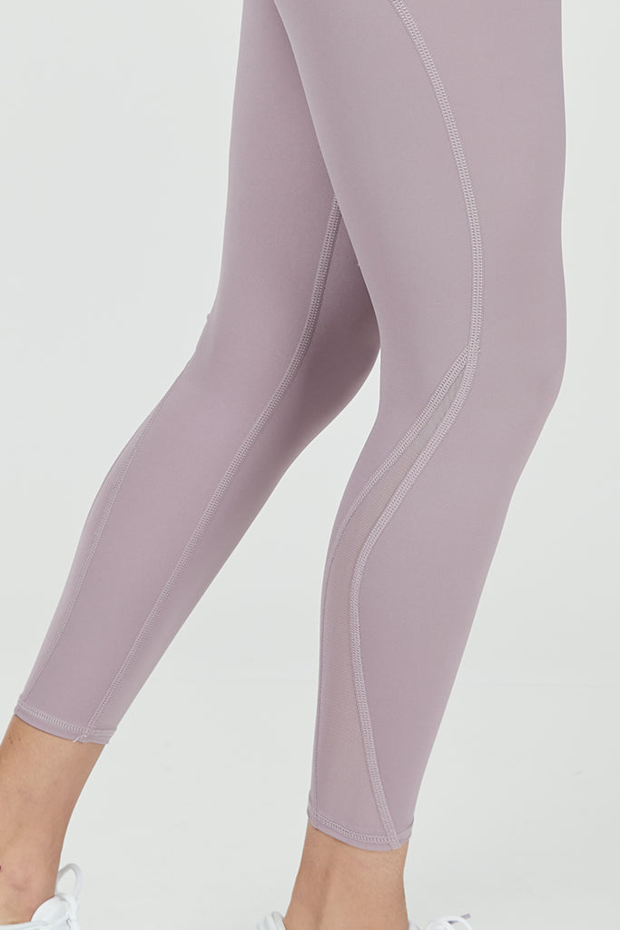 Active arc Mesh in Light Lilac (side pocket)