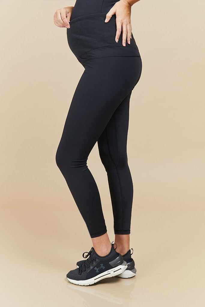 Maternity Active Black