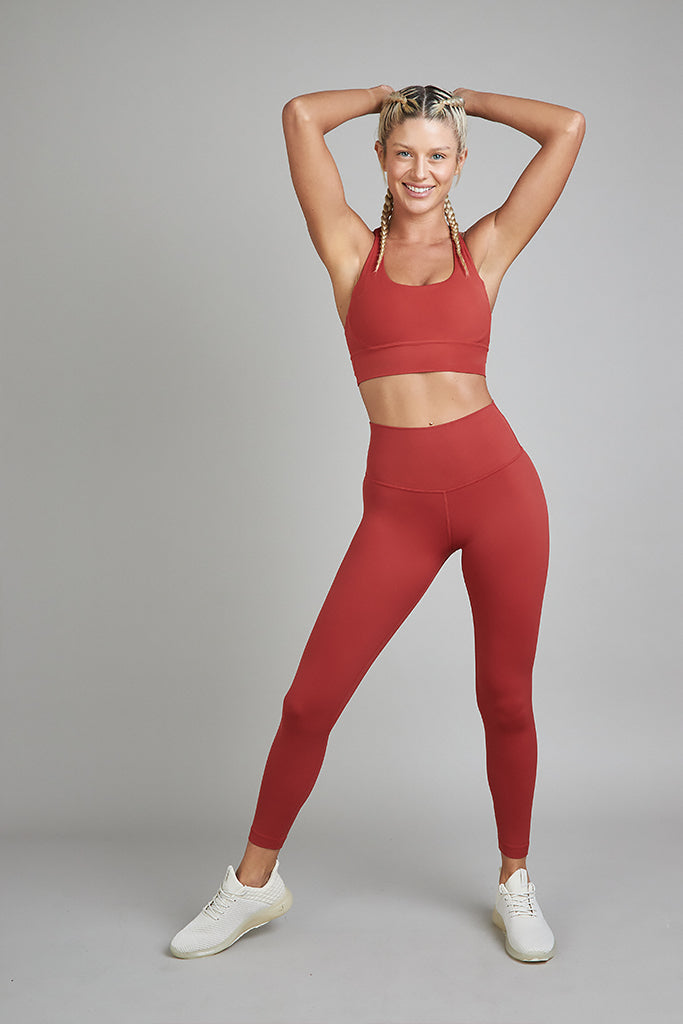 Active sahara Diamond in red (set)