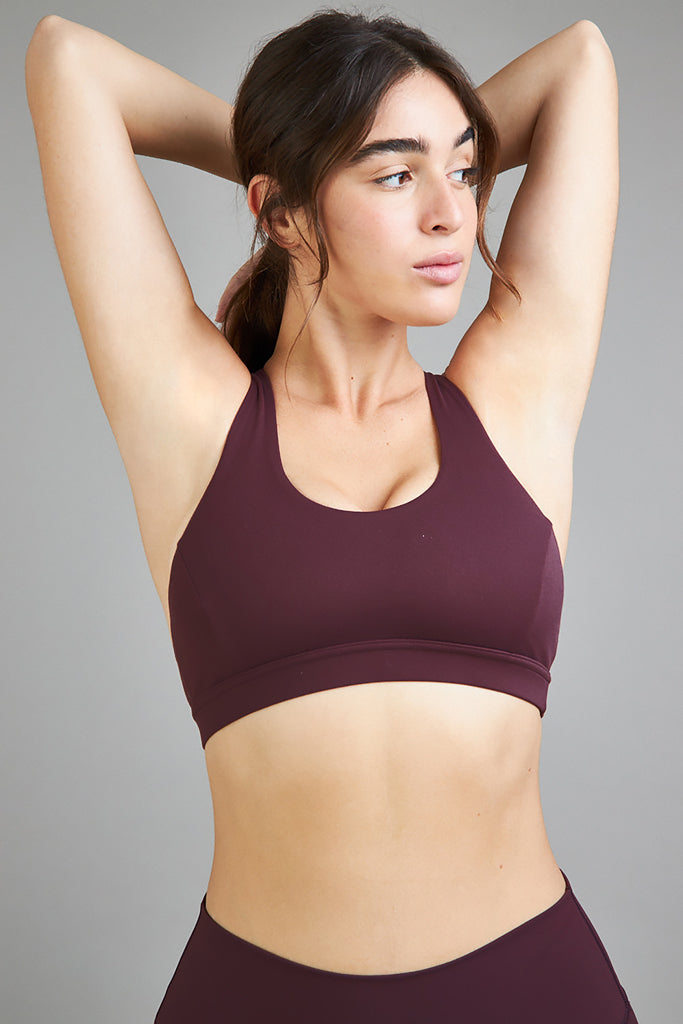 Active sonora in Plum - Top
