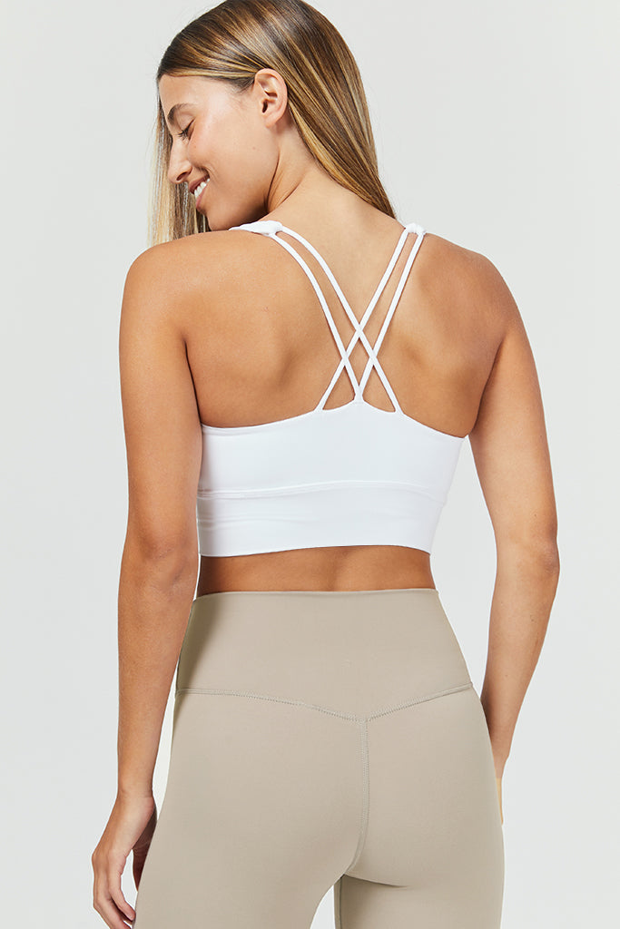 Active sonora Top in white