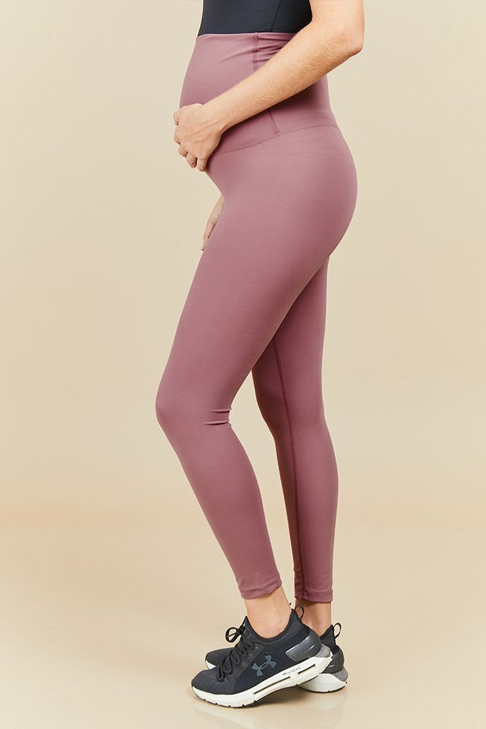 Maternity Active Hazy pink