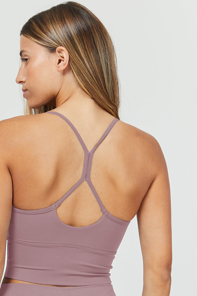 Active X top in Light lilac
