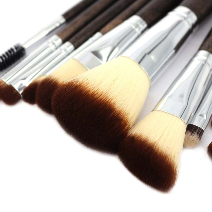 12 brushes - all you need!