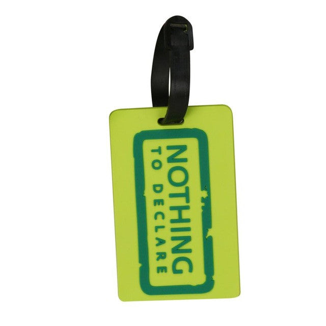 Suitcase Name Tag