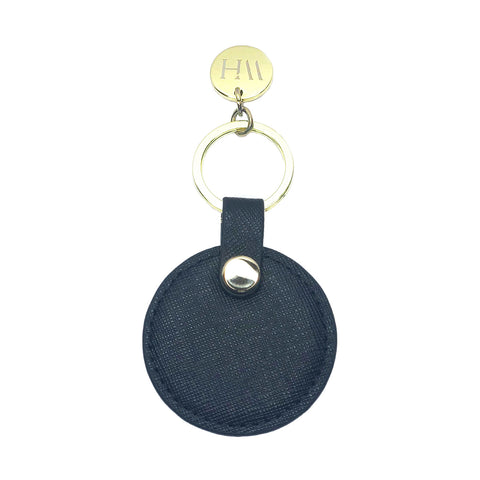 AMOUR Black Circle Key Holder