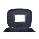 VOYAGE Black Cosmetic Travel Case