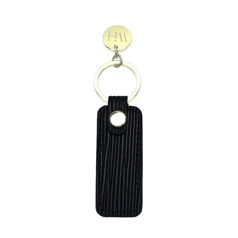 VÉRITÉ Black Epi Key Holder