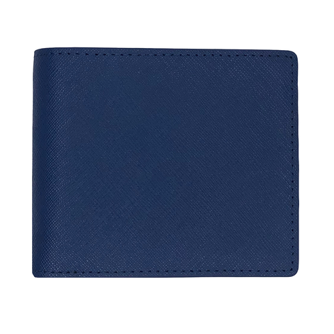 CACHE-CACHE Navy Classic Mens Wallet