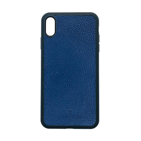 Navy iPhone X Max/XS Max Case