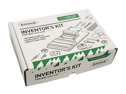 Kitronik Inventor's Kit - MicroPython examples and More