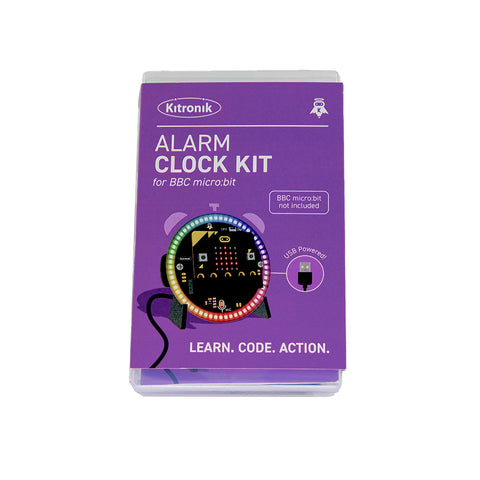 A new Kitronik clock kit for the micro:bit