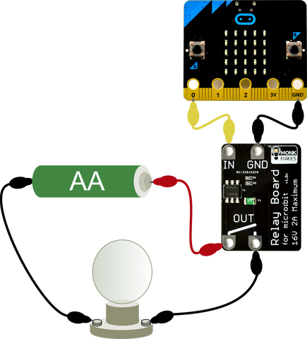 Buy relay for microbit in Australia at Small Devices