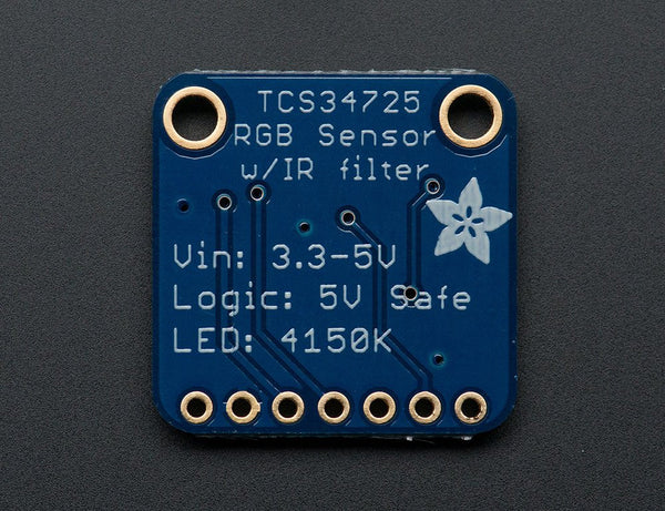 Adafruit RGB Colour Sensor with IR filter