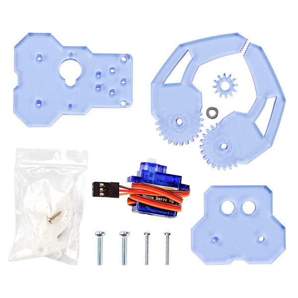 Kitronik Klaw MK2 Robotic Gripper Kit