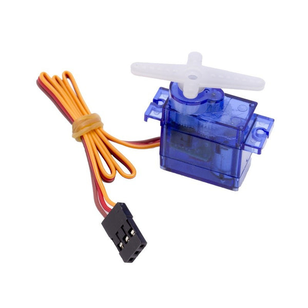 Mini 180 Degree Servo with Accessories