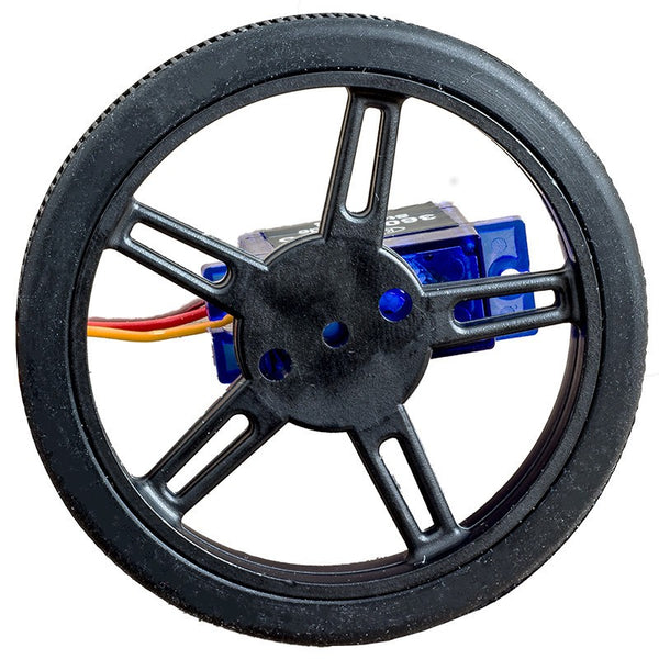 Wheel for FS90R 60mm x 8mm
