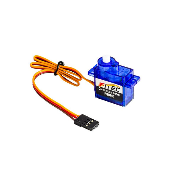 FS90R 360 Degree Continuous Rotation Servo