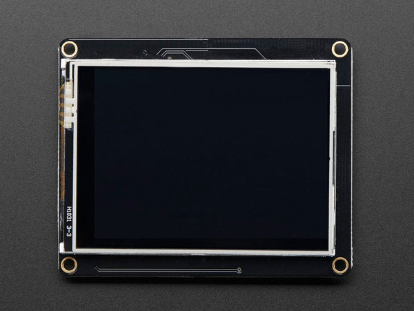 "Adafruit TFT FeatherWing - 2.4"" 320x240 Touchscreen For All Feathers"
