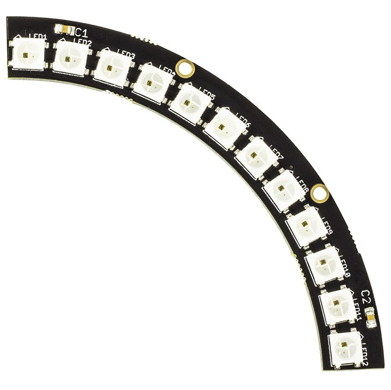 Kitronik ZIP Arc - 12 ZIP LEDs