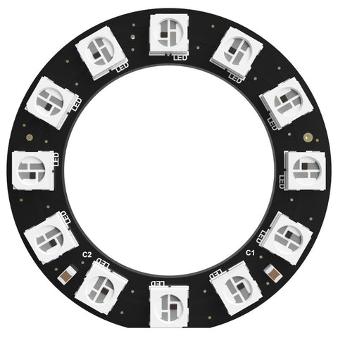 Kitronik ZIP Circle - 12 ZIP LEDs
