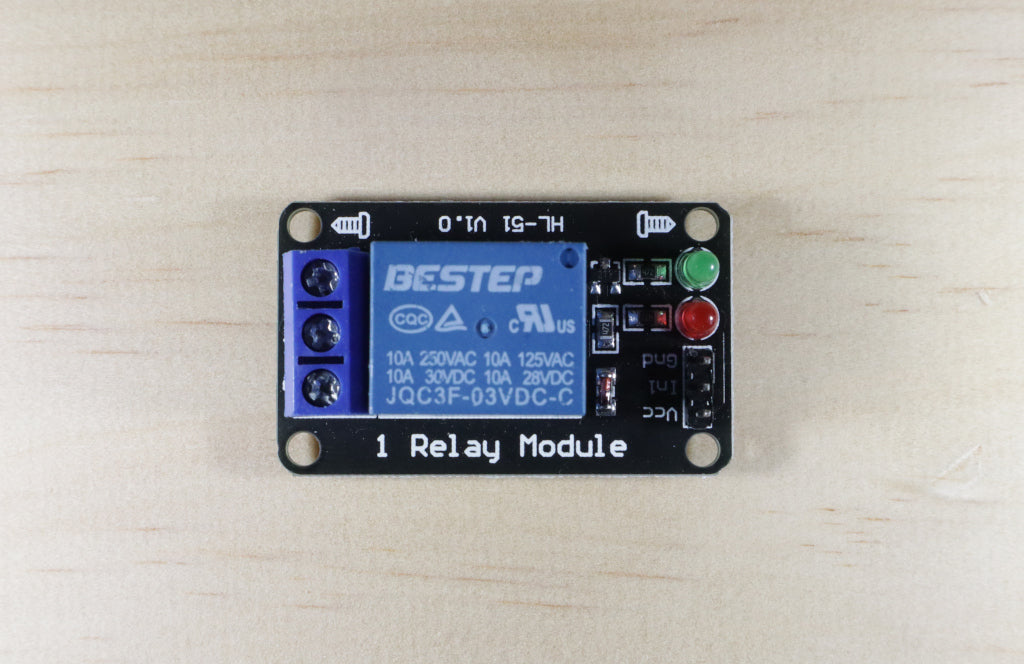 Single Channel 3.3V Relay