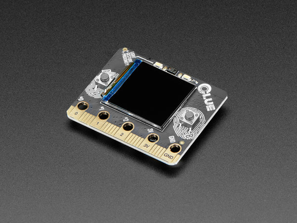 Adafruit CLUE - nRF52840 Express with Bluetooth LE