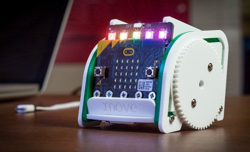 Kitronik :MOVE Mini Buggy Kit for BBC micro:bit