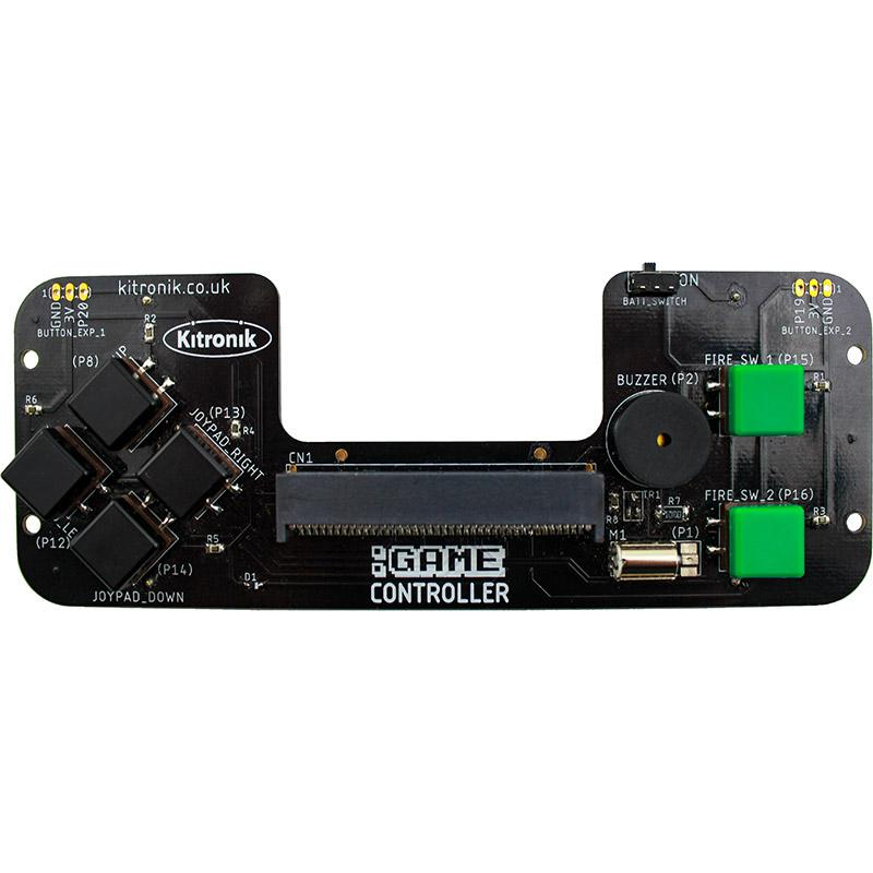 Kitronik :GAME Controller for micro:bit