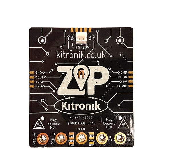 Kitronik ZIP Tile for BBC microbit