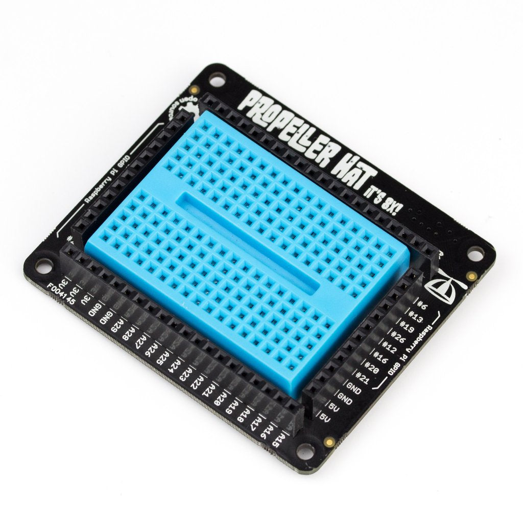 Pimoroni Propellor HAT
