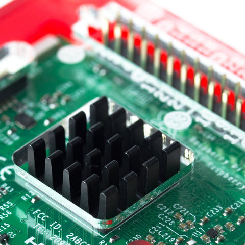 Raspberry Pi 3 Heatsink