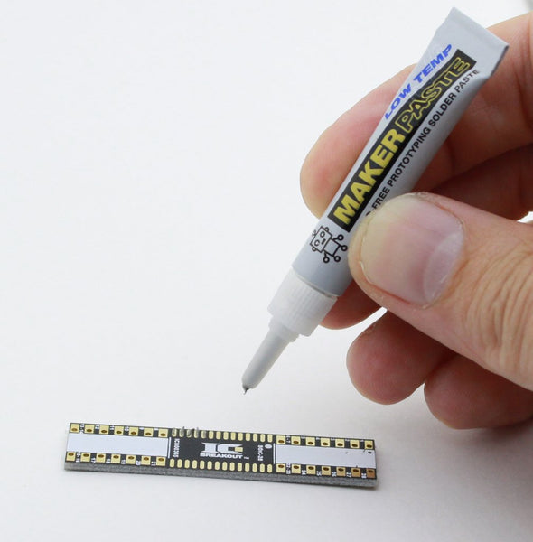 Maker Paste Low Temp for SMD Soldering
