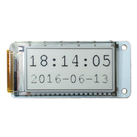 PaPiRus Zero – ePaper / eInk Screen pHAT for Pi Zero v1.2