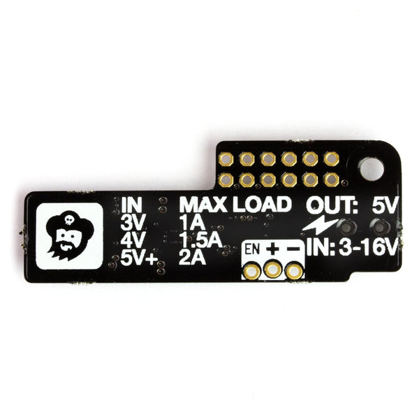 Pimoroni Wide Input SHIM Kit